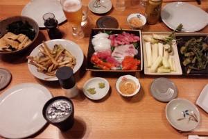 20160430春の食卓
